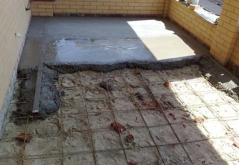 Армируем бетон своими руками