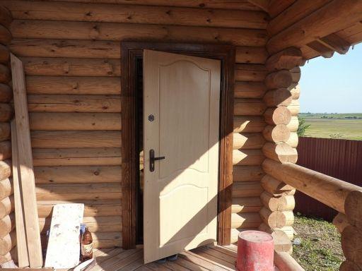 Двери и окна для бань