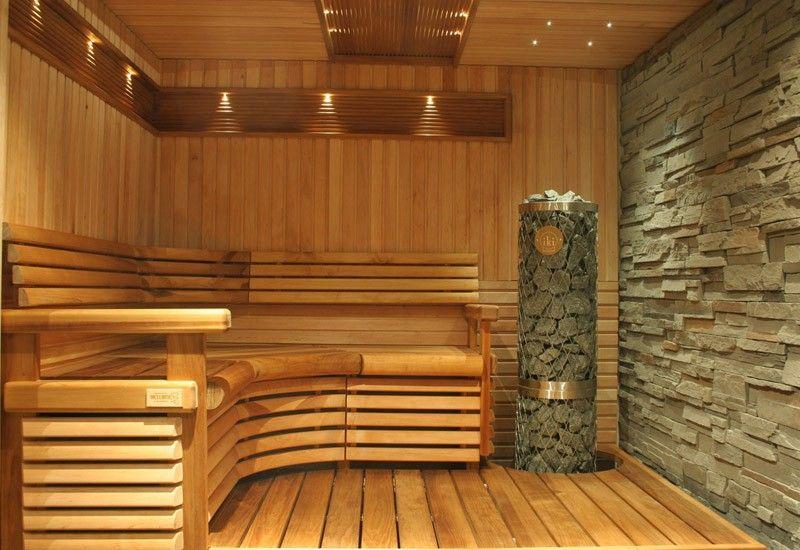 Строительство русской бани в загородном доме