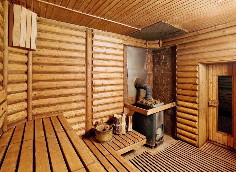 Выбираем лучший материал для нашей бани