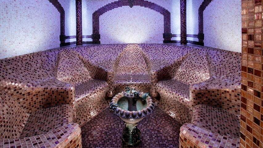 вид римской бани